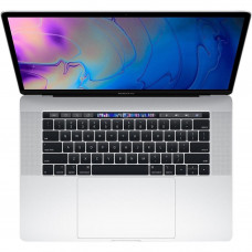 "Ноутбук Apple MacBook Pro 15"" Touch Bar 2019 (Core i7 2.6Ghz/16Gb/256Gb/Silver) MV922"