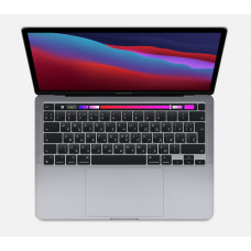 Ноутбук Apple MacBook Pro 13 Late 2020 M1/8GB/256GB/Space Gray (Cерый космос) MYD82RU/A