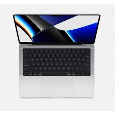 Ноутбук Apple MacBook Pro 14 Late 2021 M1 Pro/16GB/1TB/Silver (Серебристый) MKGT3RU/A