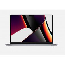 Ноутбук Apple MacBook Pro 14 Late 2021 M1 Pro/16GB/512GB/Space Gray (Серый космос) MKGP3RU/A