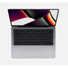 Ноутбук Apple MacBook Pro 14 Late 2021 M1 Pro/16GB/1TB/Space Gray (Серый космос) MKGQ3RU/A