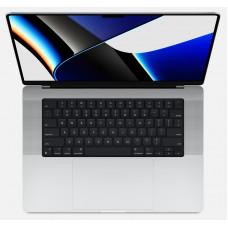Ноутбук Apple MacBook Pro 16 Late 2021 M1 Max/32GB/1TB/Silver (Серебристый) MK1H3RU/A