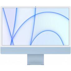 "Моноблок Apple iMac 24"" (2021) Retina 4,5K/M1/8GB/512GB/8 Core/Blue (Синий) MGPL3RU/A"