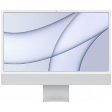 "Моноблок Apple iMac 24"" (2021) Retina 4,5K/M1/8GB/512GB/8 Core/Silver (Серебристый)"
