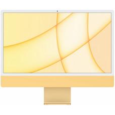 """Моноблок Apple iMac 24"""" (2021) Retina 4,5K/M1/8GB/256GB/8 Core/Yellow (Желтый)"""