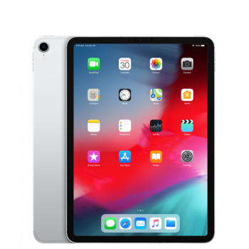 Планшет Apple iPad Pro 11 (2018) 256Gb Wi-Fi+Cellular Silver