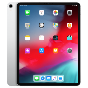 Планшет Apple iPad Pro 12.9 (2018) 1Tb Wi-Fi+Cellular Silver