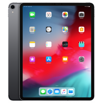 Планшет Apple iPad Pro 12.9 (2018) 256Gb Wi-Fi Space Gray