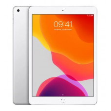 Планшет Apple iPad (2019) Wi-Fi+Cellular 128Gb Silver MW6F2RU/A