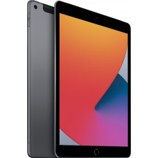 Планшет Apple iPad 10.2 (2020) Wi-Fi+Cellular 128GB Space Gray MYML2RU/A