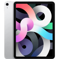 Планшет Apple iPad Air 10.9 (2020) Wi-Fi+Cellular 64GB Silver MYGX2