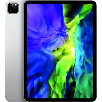 Планшет Apple iPad Pro 11 (2020) 256Gb Wi-Fi+Cellular Silver MXE52RU/A
