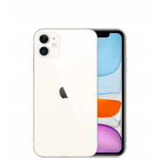 Apple iPhone 11 64Gb Dual SIM White (Белый) на 2 SIM-карты
