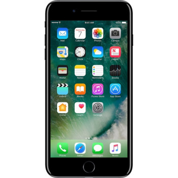 "Apple iPhone 7 Plus 128 Гб Jet Black (""Чёрный оникс"")"
