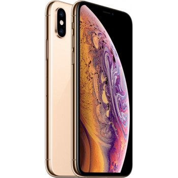 Apple iPhone XS Max Dual SIM 512Gb Gold (2 SIM-карты) Золотой