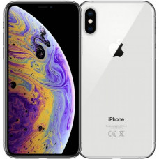 Apple iPhone XS Max 64Gb Silver Dual SIM (2 SIM-карты) Серебряный