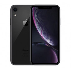 Apple iPhone XR Dual SIM 128GB Black (2 SIM-карты) черный