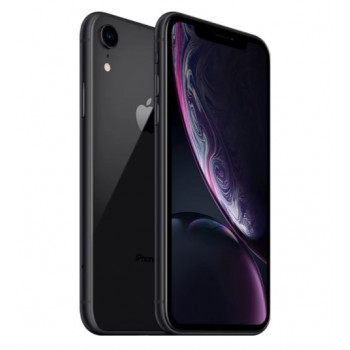 Apple iPhone XR Dual SIM 256GB Black (2 SIM-карты) черный