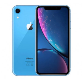 Apple iPhone XR Dual SIM 64GB Blue (2 SIM-карты) синий