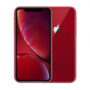 Apple iPhone XR Dual SIM 128GB (PRODUCT) Red (2 SIM-карты) красный
