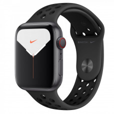 Часы Apple Watch Nike Series 5 GPS+Cellular 44mm Space Gray Aluminum Case with Anthracite/Black Nike Sport Band