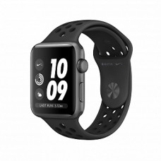 Apple Watch Series 3 Nike+ 38mm GPS Space Gray Aluminum Case with Anthracite/Black Nike Sport Band MQKY2 MTF12