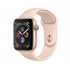 Часы Apple Watch Series 4 GPS+Cellular 40mm Gold Aluminium Case with Pink Sand Sport Band