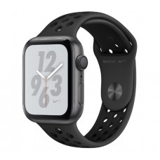 Часы Apple Watch Series 4 Nike+ GPS 44mm Space Gray Aluminum Case with Anthracite/Black Nike Sport Band MU6L2