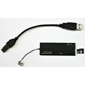 Цифровой диктофон Edic-mini Card 16 A95