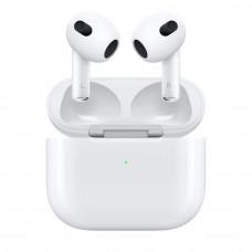 Apple AirPods 3 (2021) в футляре с возможностью беспроводной зарядки