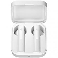 Беспроводные наушники Xiaomi Mi True Wireless Earphones 2 Basic, белый