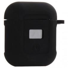 Bluetooth-гарнитура c дисплеем Hoco S11 Melody Wireless Headset с зарядным устройством и чехлом Черный