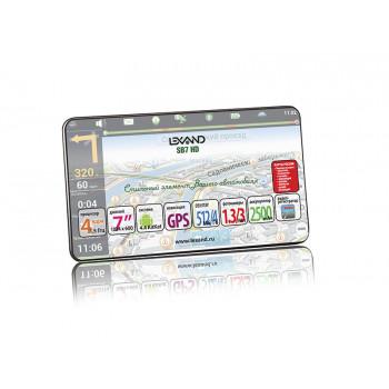 Планшет автомобильный LEXAND SB7 HD