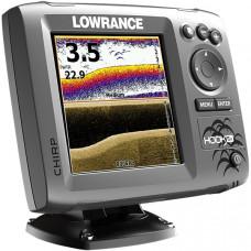 Эхолот Lowrance Hook-5x (83/200, 455/800)