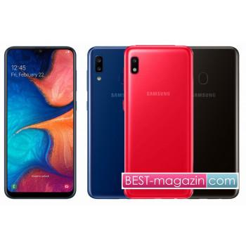 Смартфон Samsung Galaxy A10 2/32Gb SM-A105F
