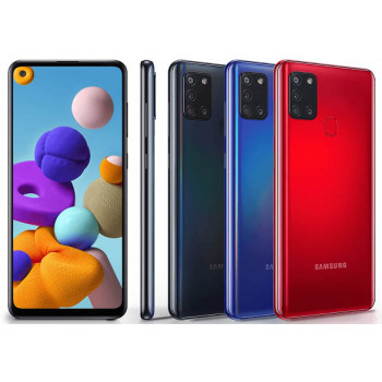 Смартфон Samsung Galaxy A21s 64GB SM-A217F