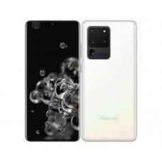 Смартфон Samsung Galaxy S20 Ultra 5G 12/128Gb White (белый) SM-G988BZWDSER