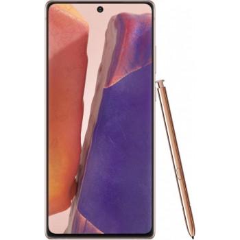 Смартфон Samsung Galaxy Note 20 8/256Gb (бронзовый)