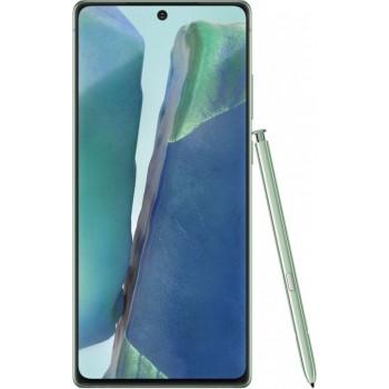Смартфон Samsung Galaxy Note 20 8/256Gb (мятный)