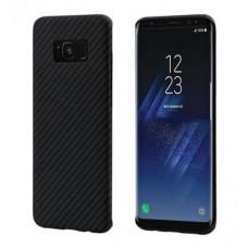 Карбоновый чехол Pitaka MagCase для Samsung Galaxy S8 Plus черный KS7004