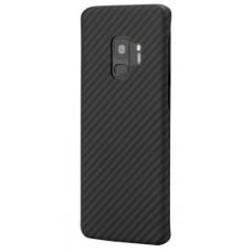 Карбоновый чехол Pitaka MagCase для Samsung Galaxy S9 черный KS9001
