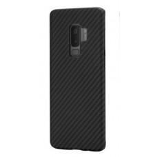 Карбоновый чехол Pitaka MagCase для Samsung Galaxy S9 Plus черный KS9001S
