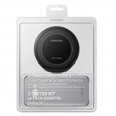Комплект аксессуаров Samsung Starter Kit S8+ Black (EP-WG95FBBRGRU)