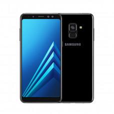 Смартфон Samsung Galaxy A8+ (2018) SM-A730FZ Black