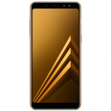 Смартфон Samsung Galaxy A8 (2018) 32Gb SM-A530FZ Gold