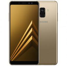 Смартфон Samsung Galaxy A8+ (2018) SM-A730FZ Gold