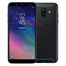 Смартфон Samsung Galaxy A6 (2018) Black