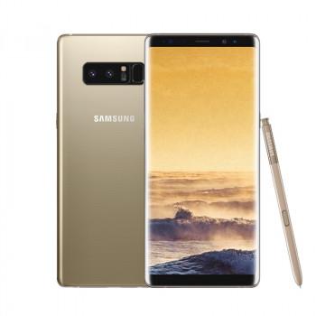 Смартфон Samsung Galaxy Note 8 64 Gb Gold SM-N950FZ