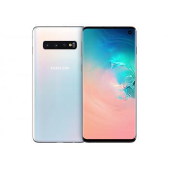 Смартфон Samsung Galaxy S10 128GB Pearl White (Перламутр)