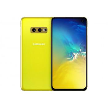 Смартфон Samsung Galaxy S10e 128GB Yellow (желтый, цитрус)